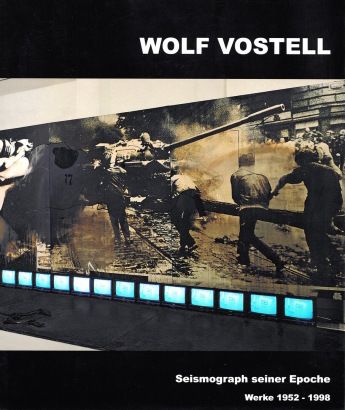 Rafael Vostell Art Trust Wvw Wolf Vostell Werkverzeichnis